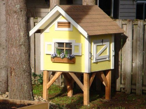 Small Chicken Coop Designs & Pictures of Chicken Coops ...