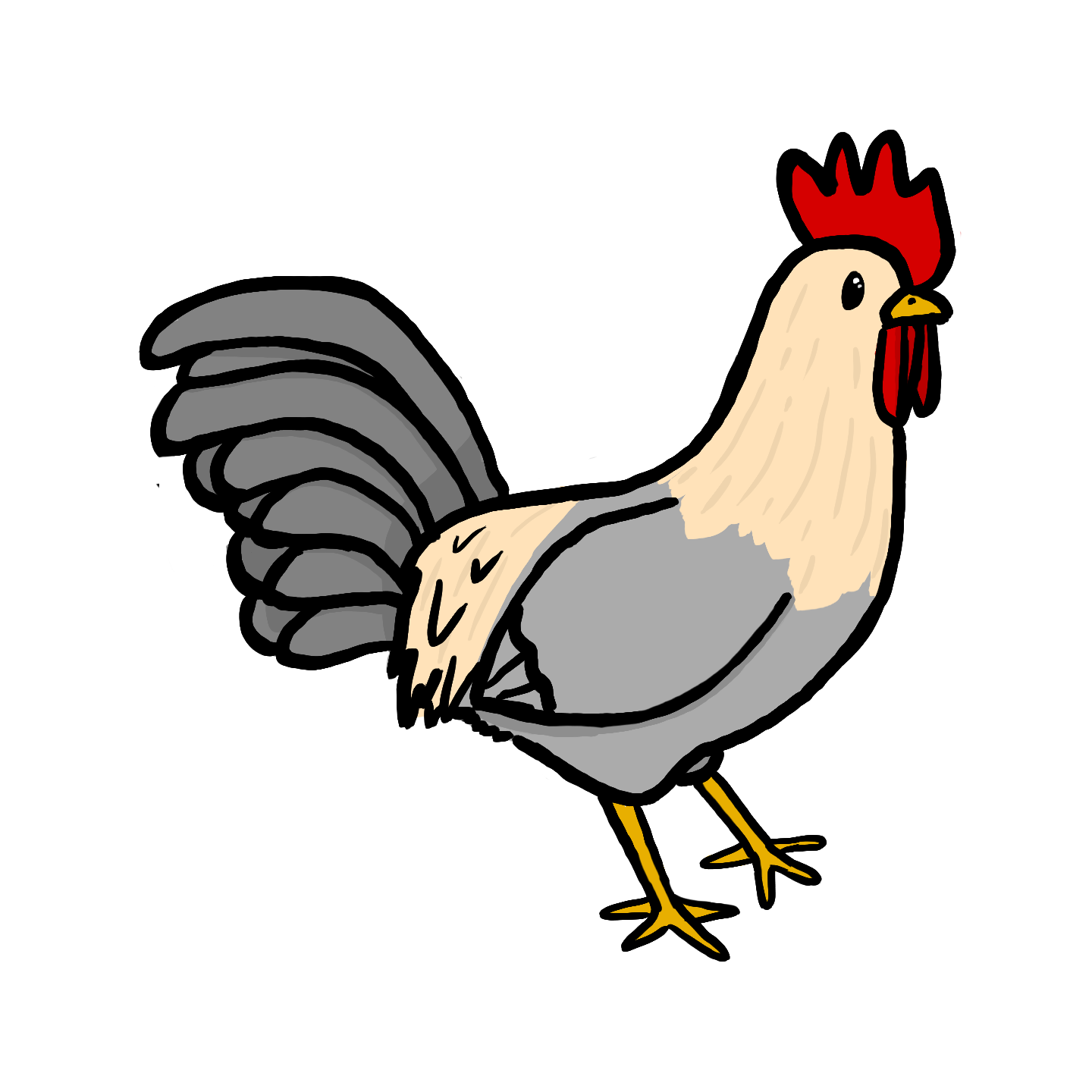 Finished Isabella Leghorn Rooster.png