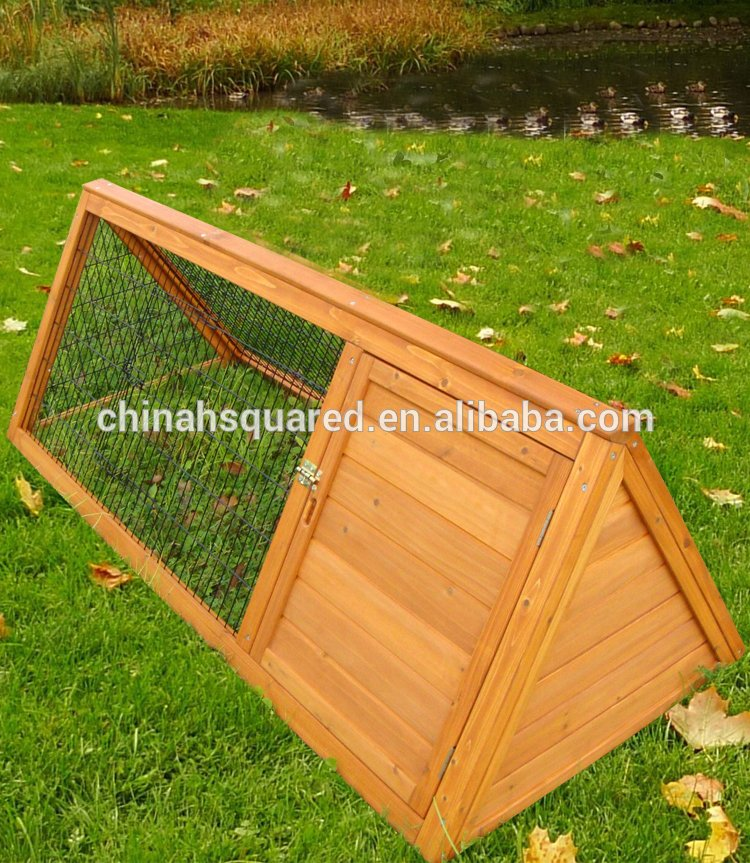ZPRH3015-Outdoor-Triangle-wooden-rabbit-hutch-chicken.jpg