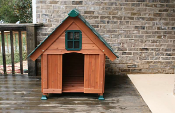 Small Duck House Dog House Kit