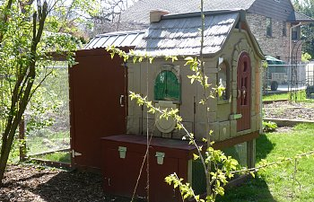 Kids Playhouse Cottage