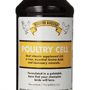 Rooster Booster - Poultry Cell 16 oz.