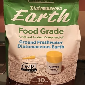 Diatomaceous Earth Food Grade Backyard Chickens Learn How To Raise Chickens