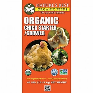 Nature's Best Organic Feed