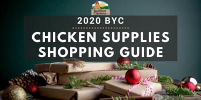 2020 BYC Chicken Supplies Shopping Guide