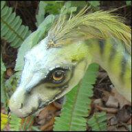Chickensaur