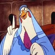 Lady Cluck 1