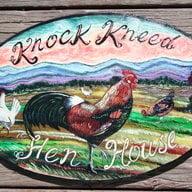 Knock Kneed Hen