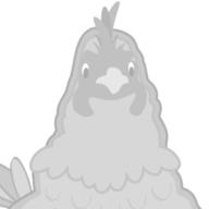 Lazy Hen