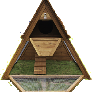 Incroyable Chicken Coop, Portable, For 3 To 5 Hens