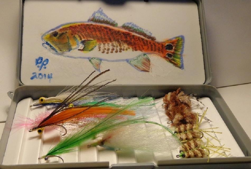 Redfish Flybox