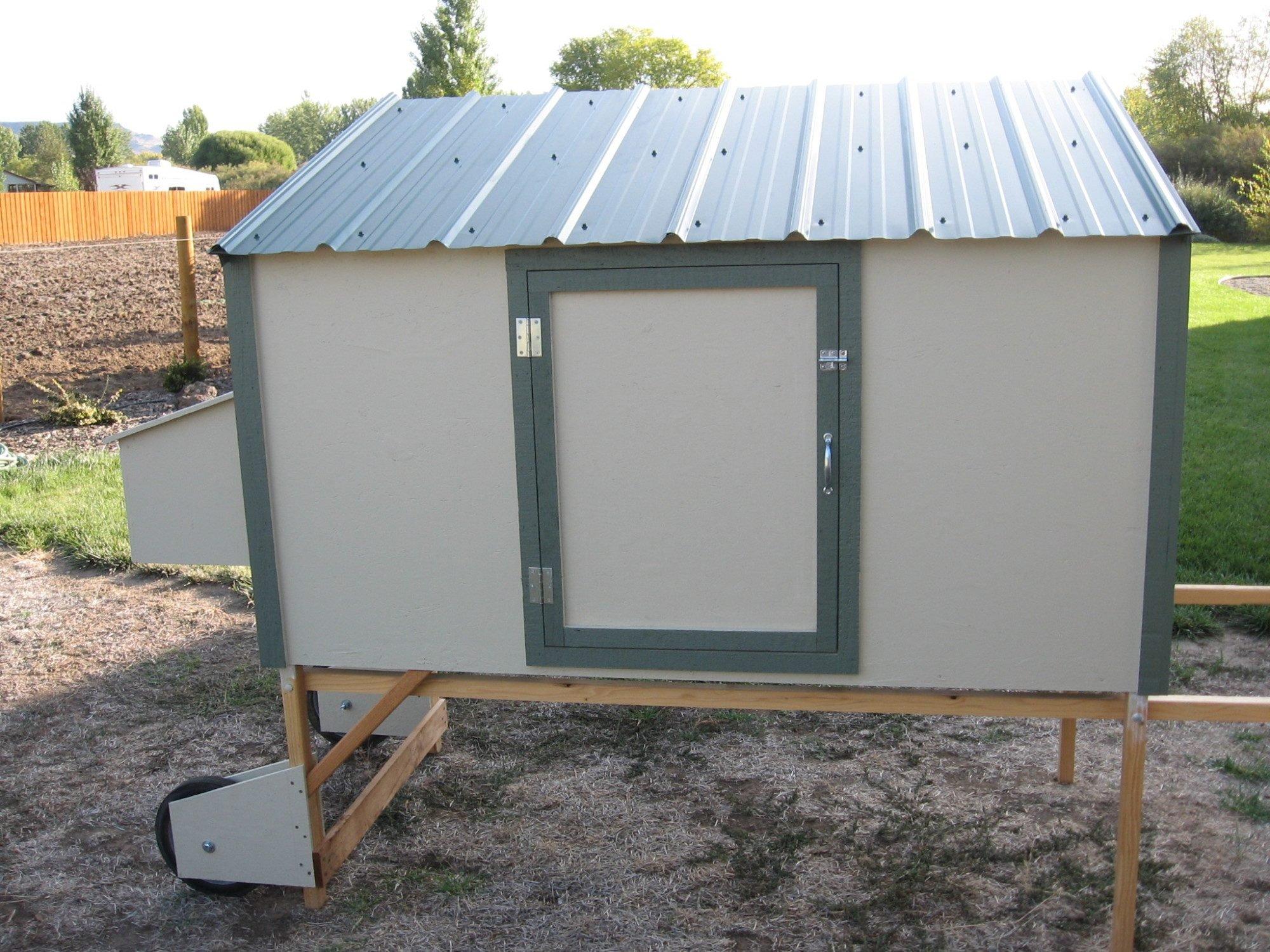 Ventilation For Chicken Houses : Mina chicken coop ventilation design