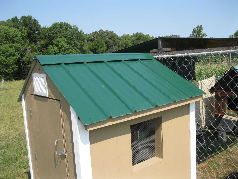 Kruer Pallet Scrap Coop Backyard Chickens Community