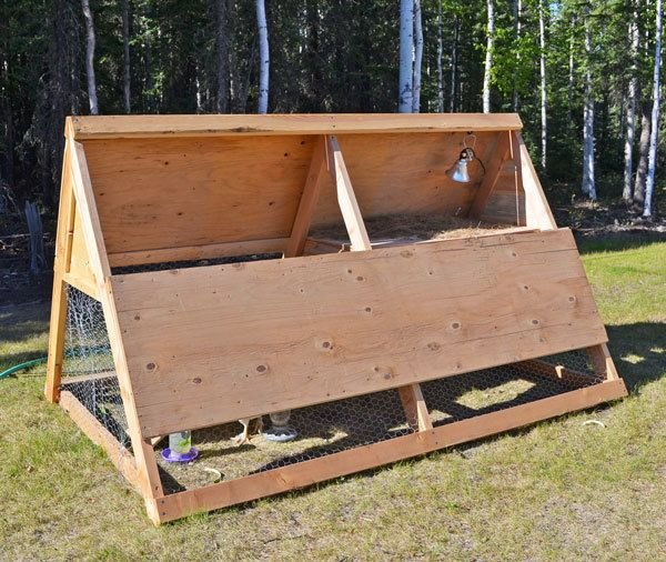Download how to build a portable chicken coop plans plans free for How to build a movable chicken coop