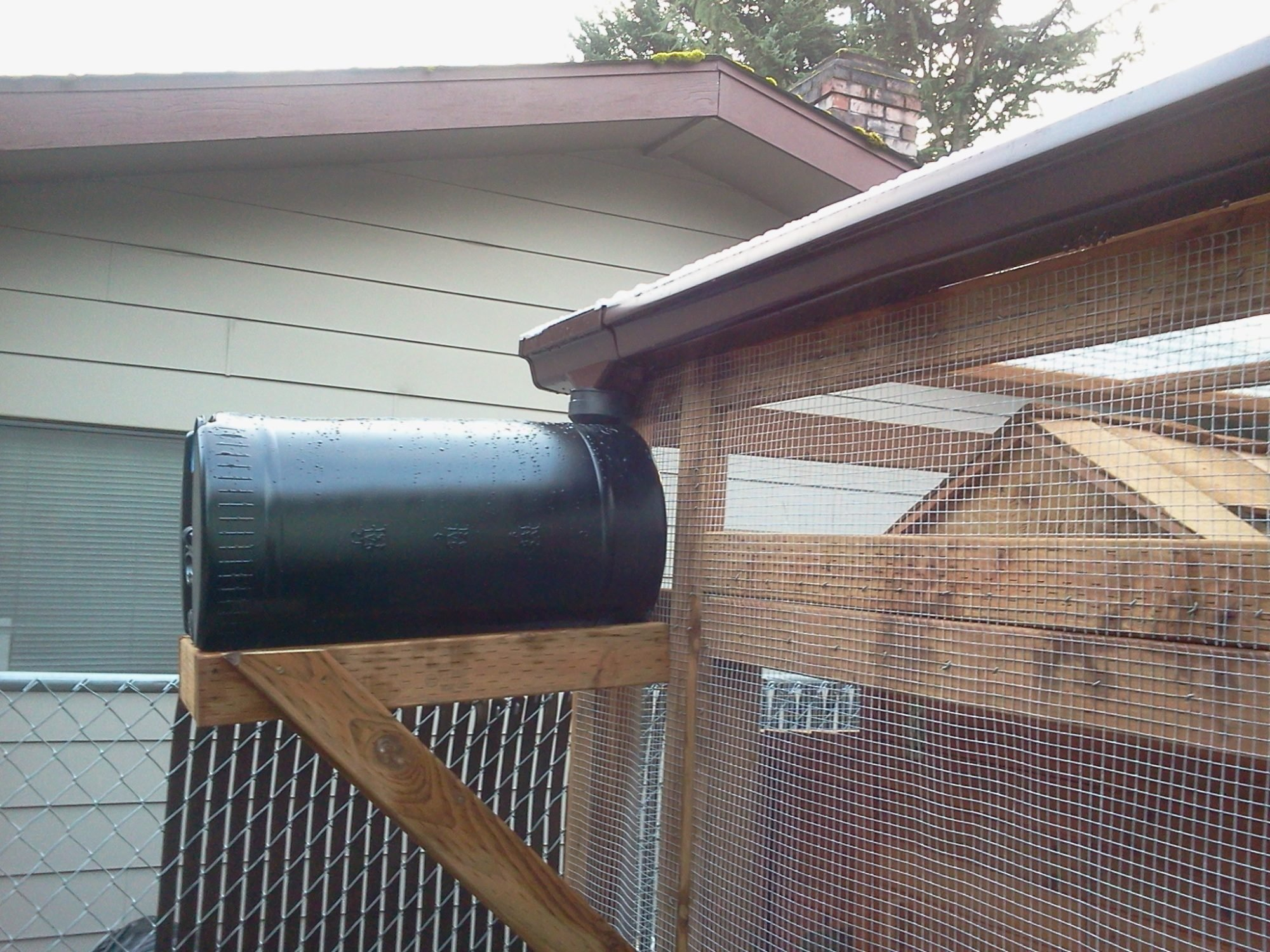 Rain Barrel For Drinking Water Page 2