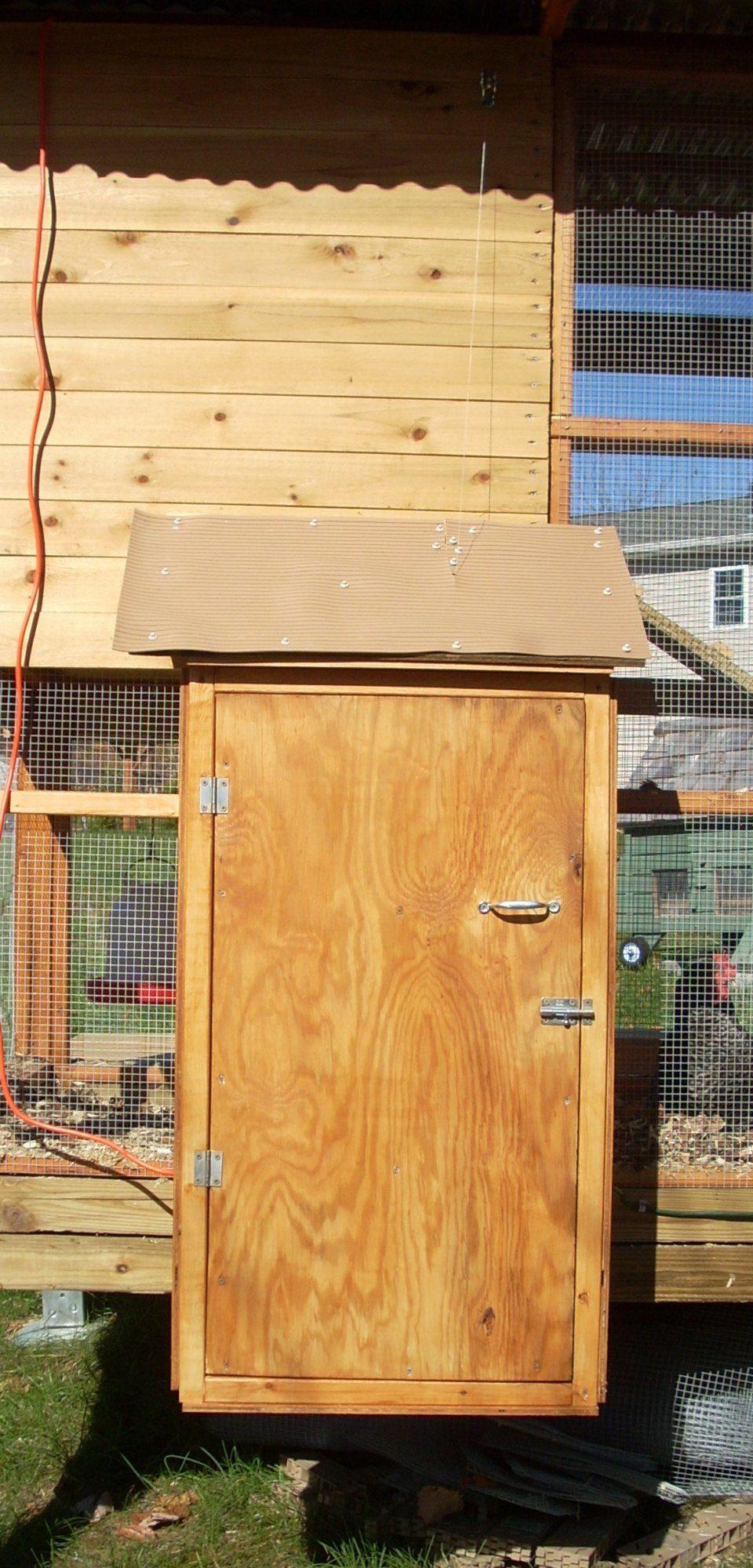 My Diy Automatic Chicken Pop Door Opener Closer