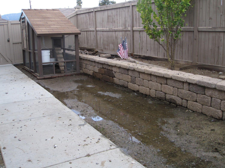 Flooded last night! :-(