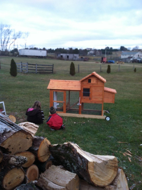 Chicken tractor cheap cheap backyard chickens for Cheap chicken tractor