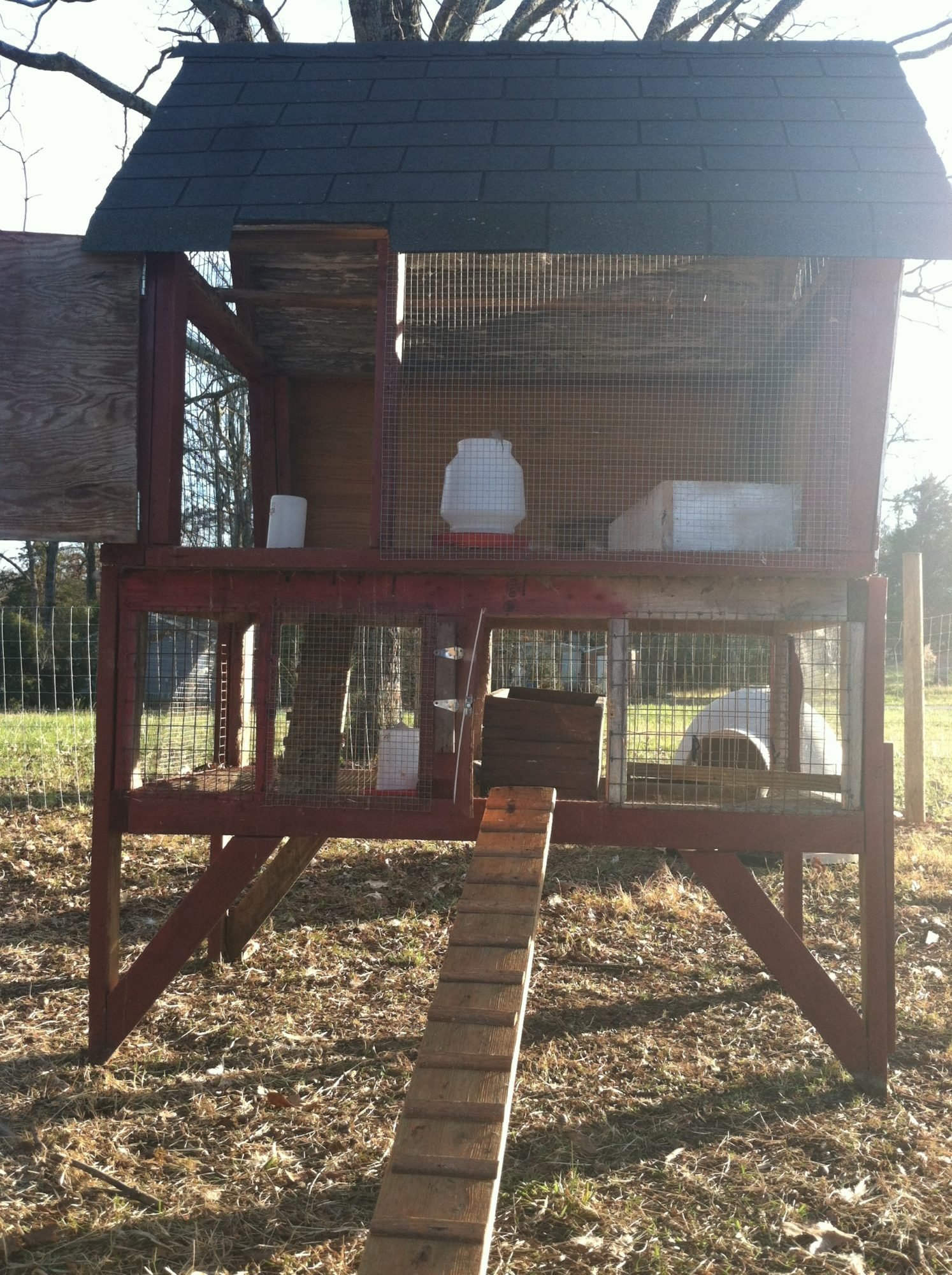 how i remodeled a 35 chicken coop backyard chickens