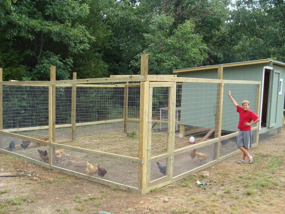 O family chicken coop backyard chickens community for Chicken run plans