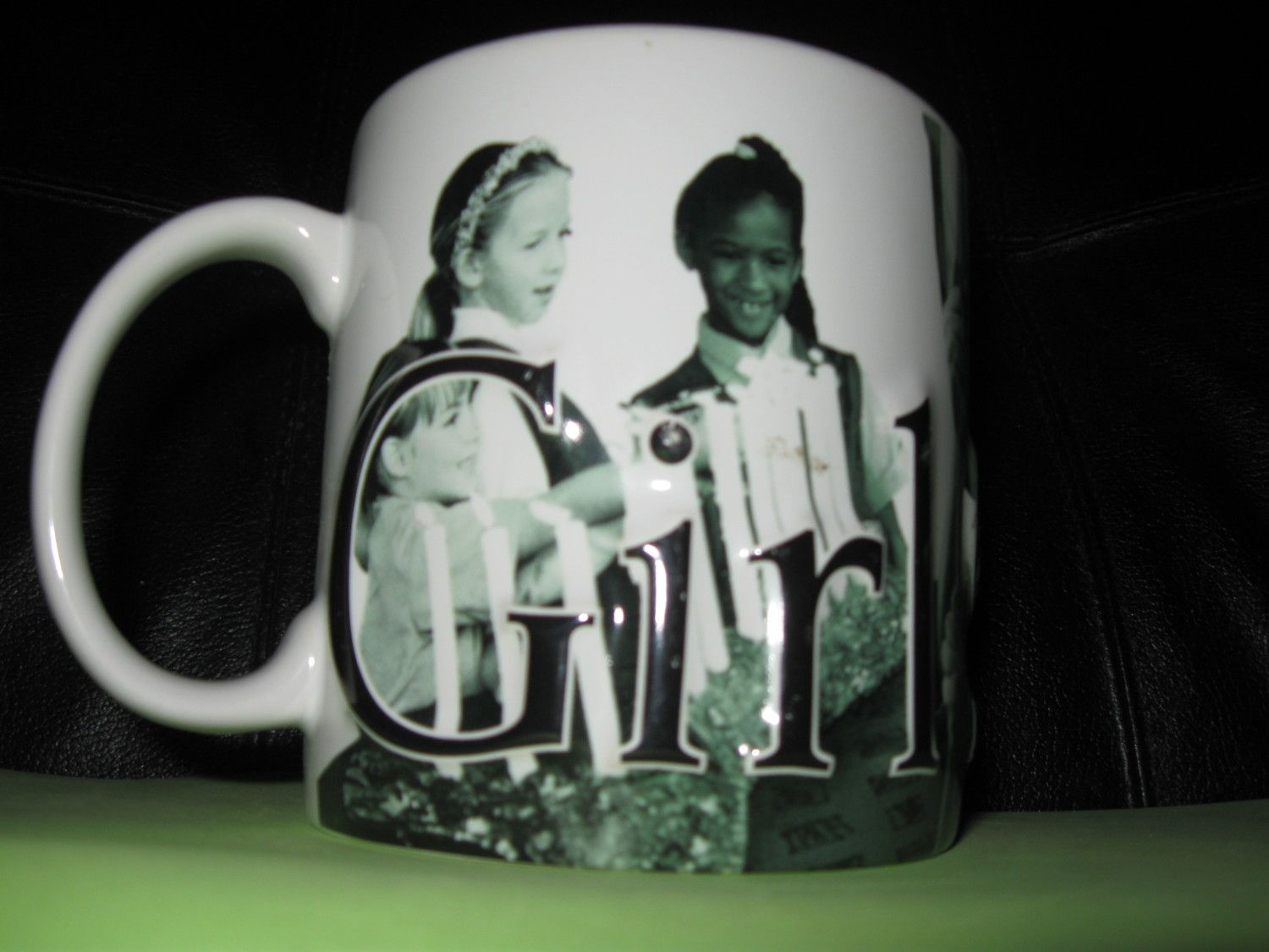 Large Girl Scout Mug