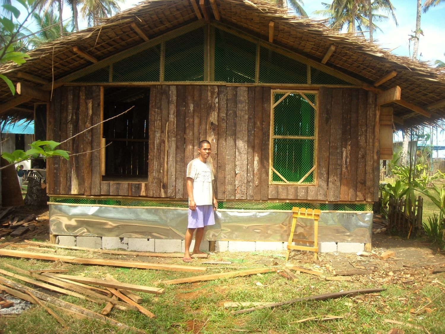 Magnificent The Balay Kubo Nipa Hut Largest Home Design Picture Inspirations Pitcheantrous