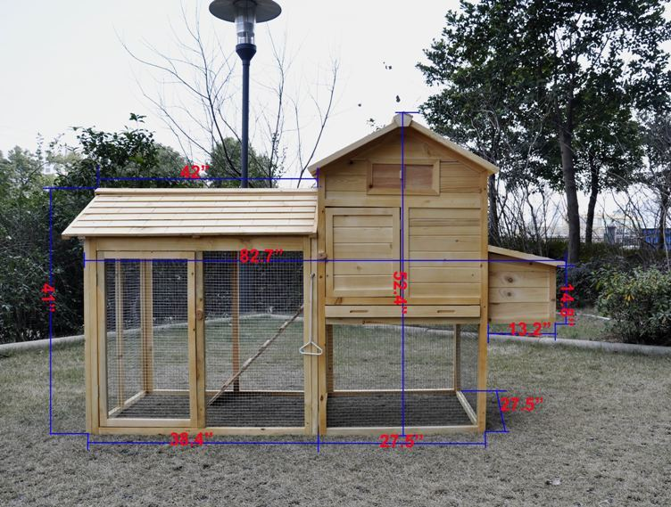 Unassembled coop kits | BackYard Chickens - Learn How to ...