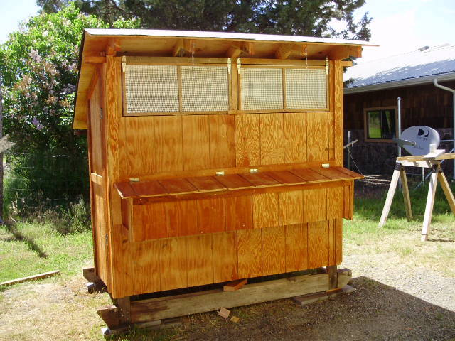 June 2016 coopy co for 4x6 chicken coop