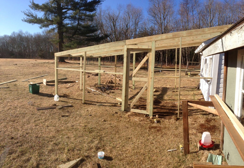 The Lafayette Chicken Compound Backyard Chickens Community