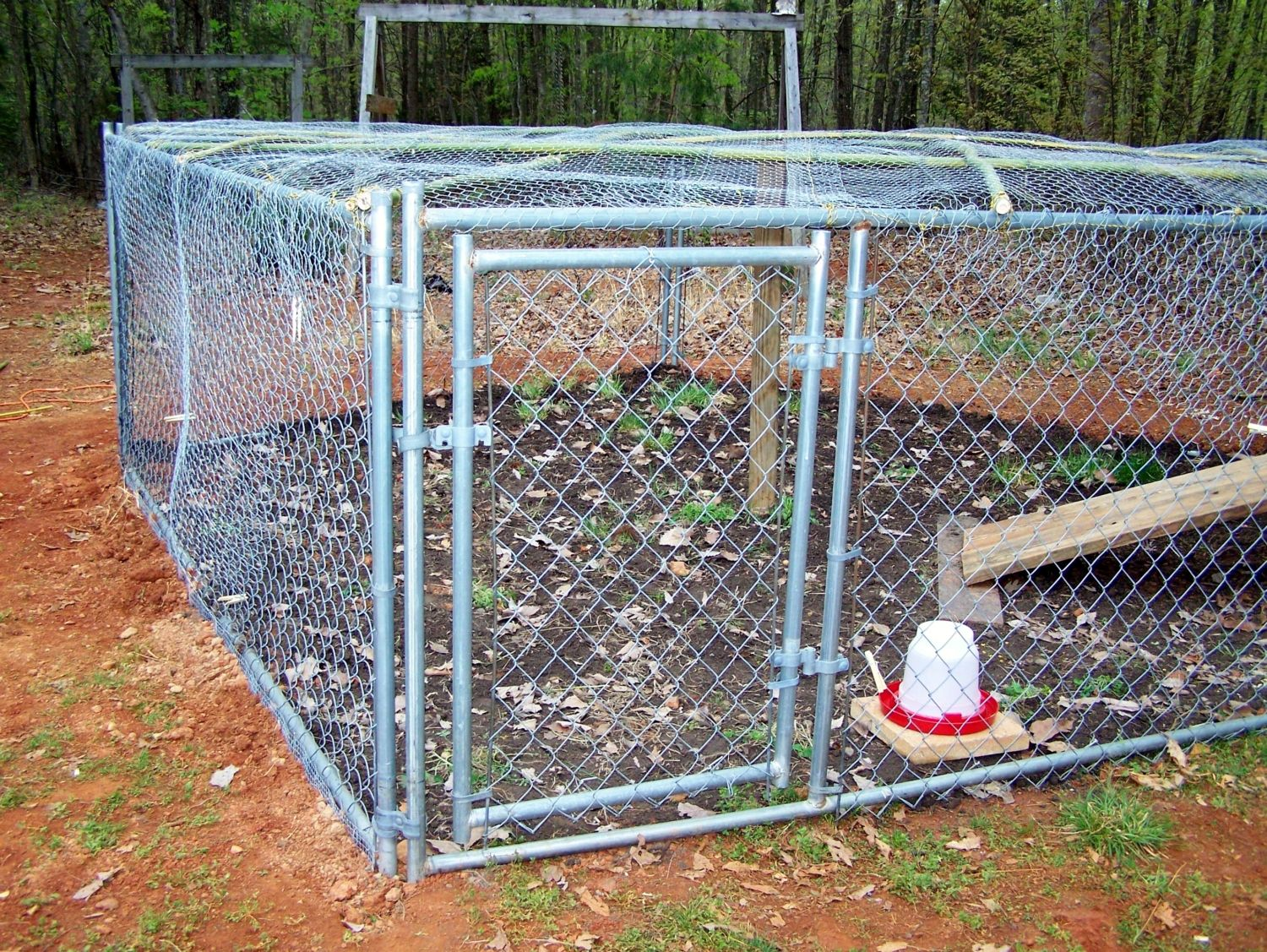 Run gate help requested please? Picture heavy!   BackYard Chickens