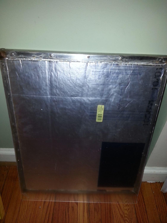 Cabinet Incubator Kit Converting My Old King Fridge Freezer Into A Nice Sized Incubator