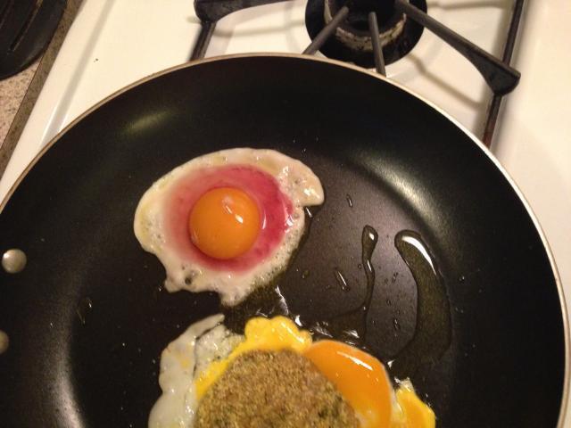 Red Egg White