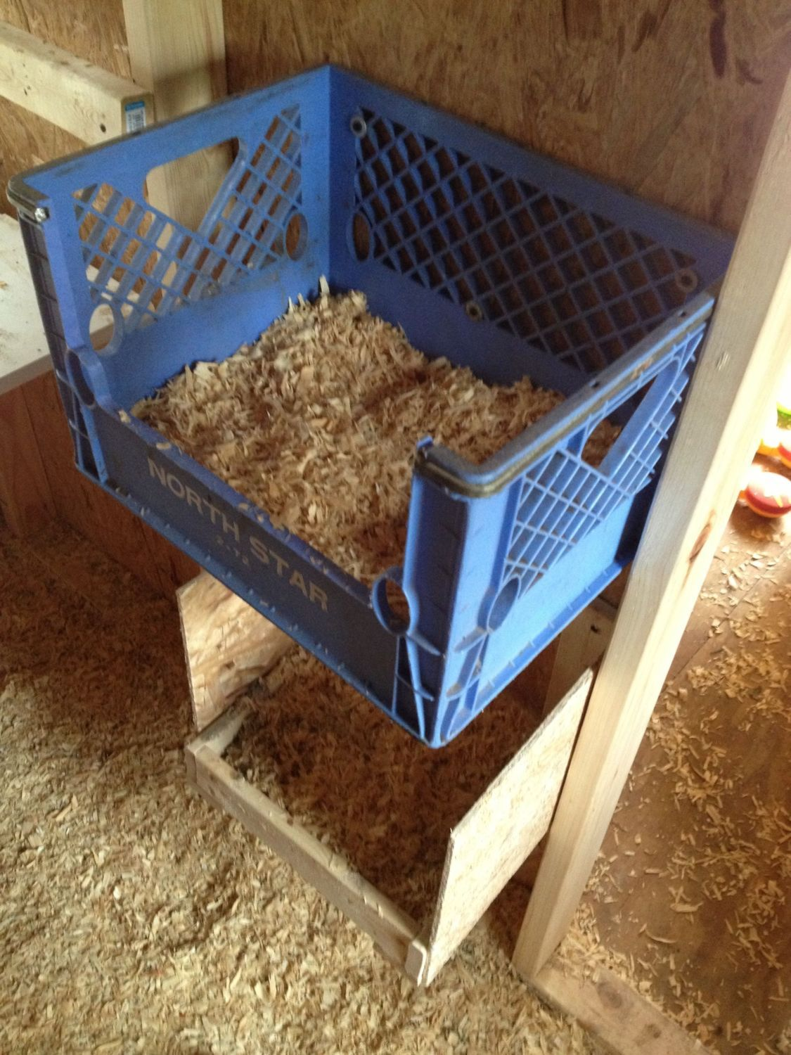 Good Easy Ideas For Nesting Boxes Backyard Chickens