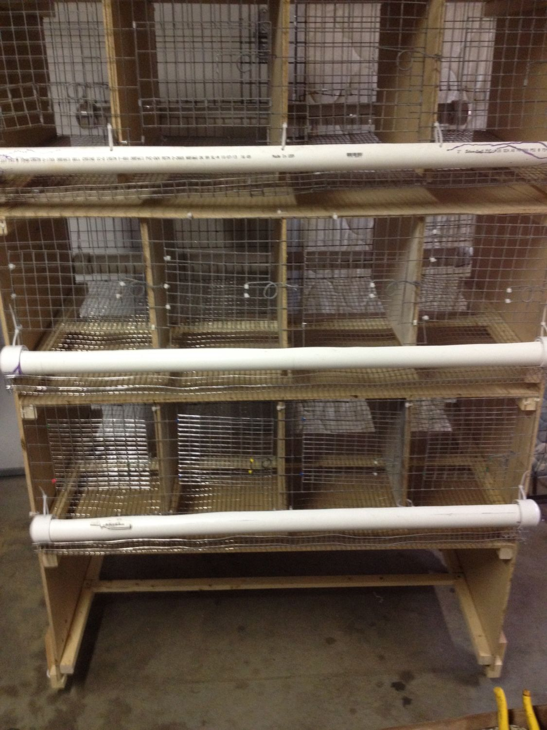 Building me a breeding pen and lets see yours for Building a quail house