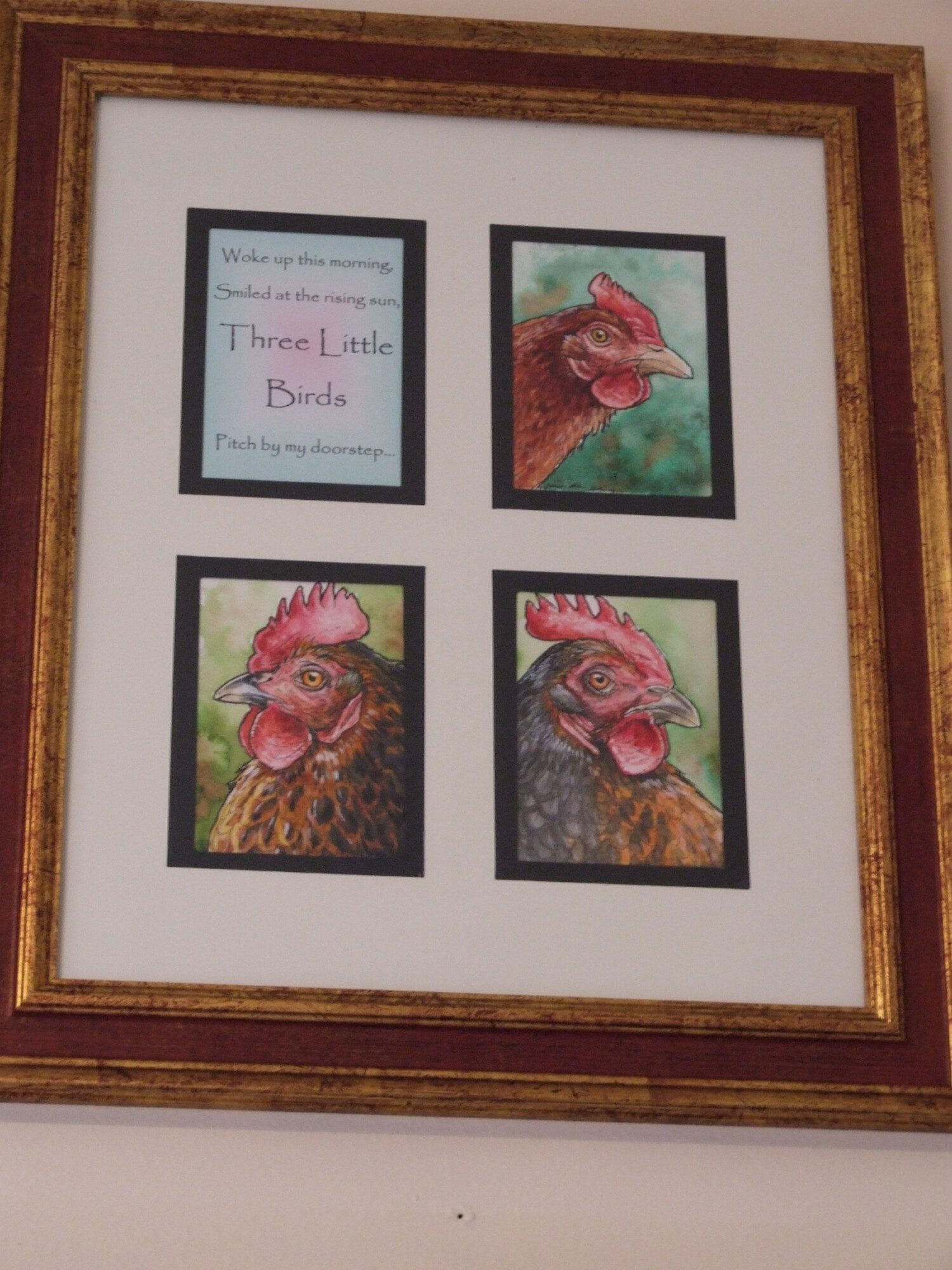 ACEO watercolours by Jennifer Miller (Nambroth)