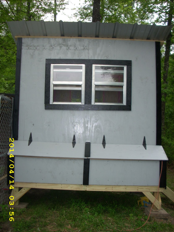 Over Easy Chicken Coop Backyard Chickens Community