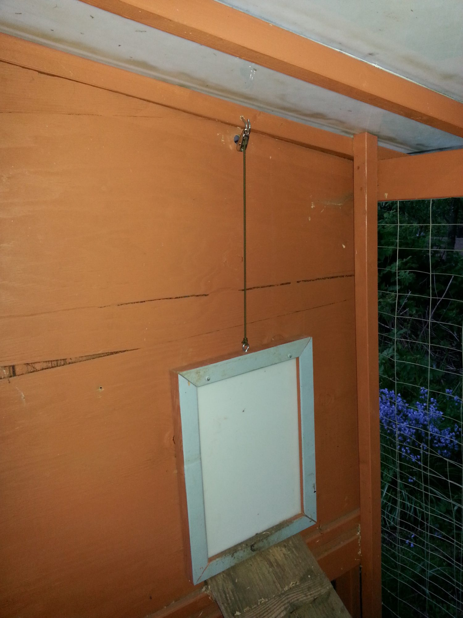 Automatic Chicken Controlled Coop Door Diy Backyard Chickens