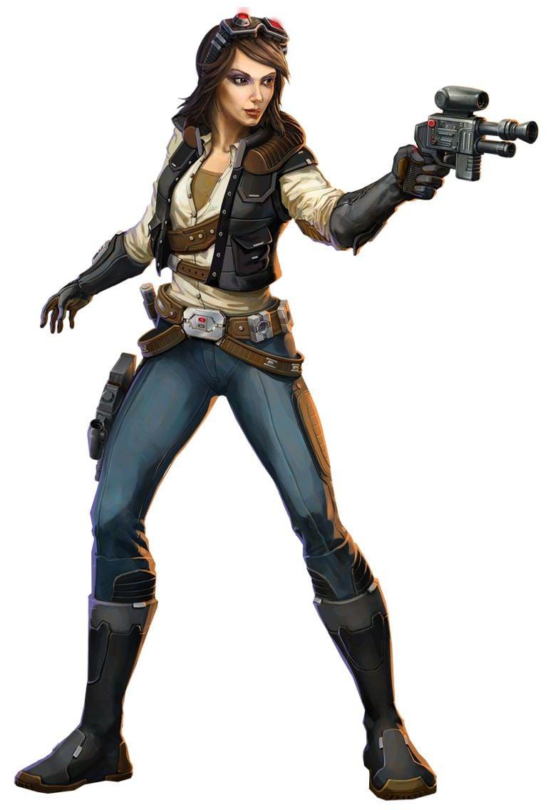 image Ana nova bounty hunter dp