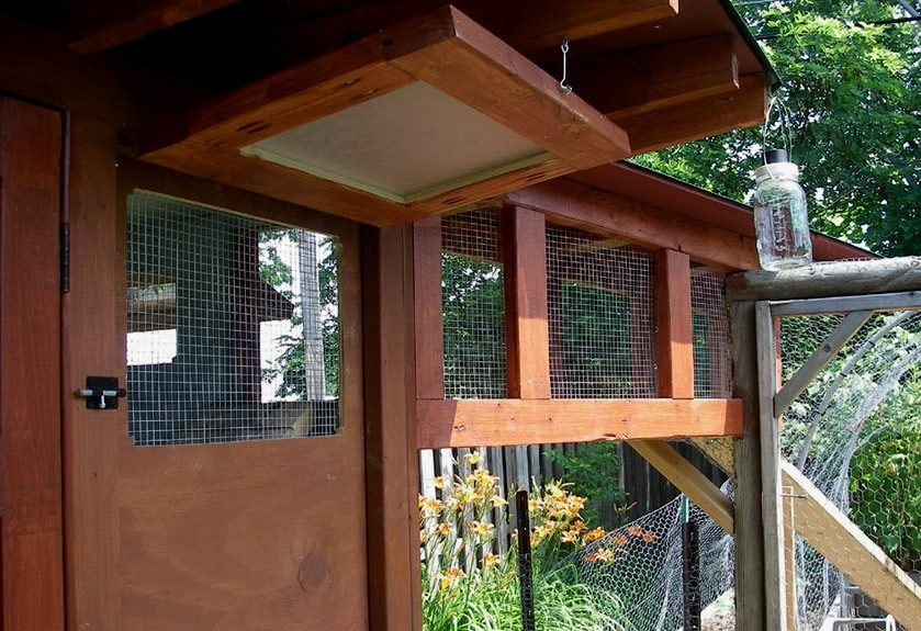 Dj S Chicken Coop Mahal Backyard Chickens Community