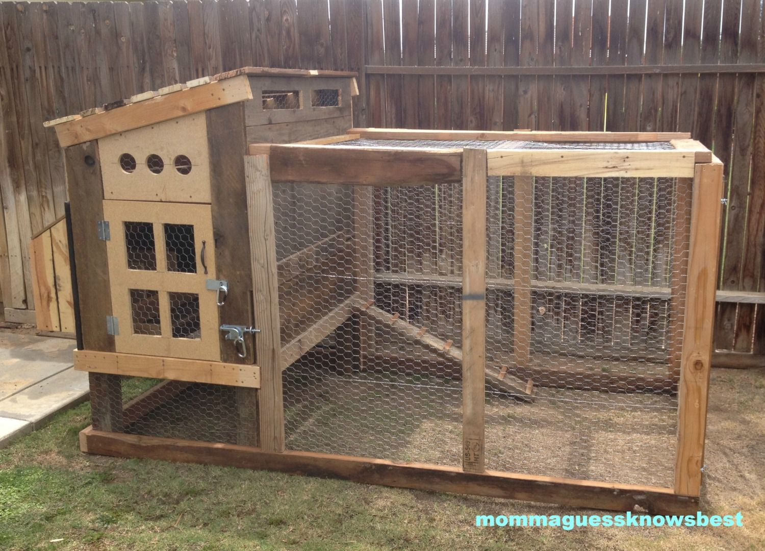diy chicken coop from reclaimed wood backyard chickens
