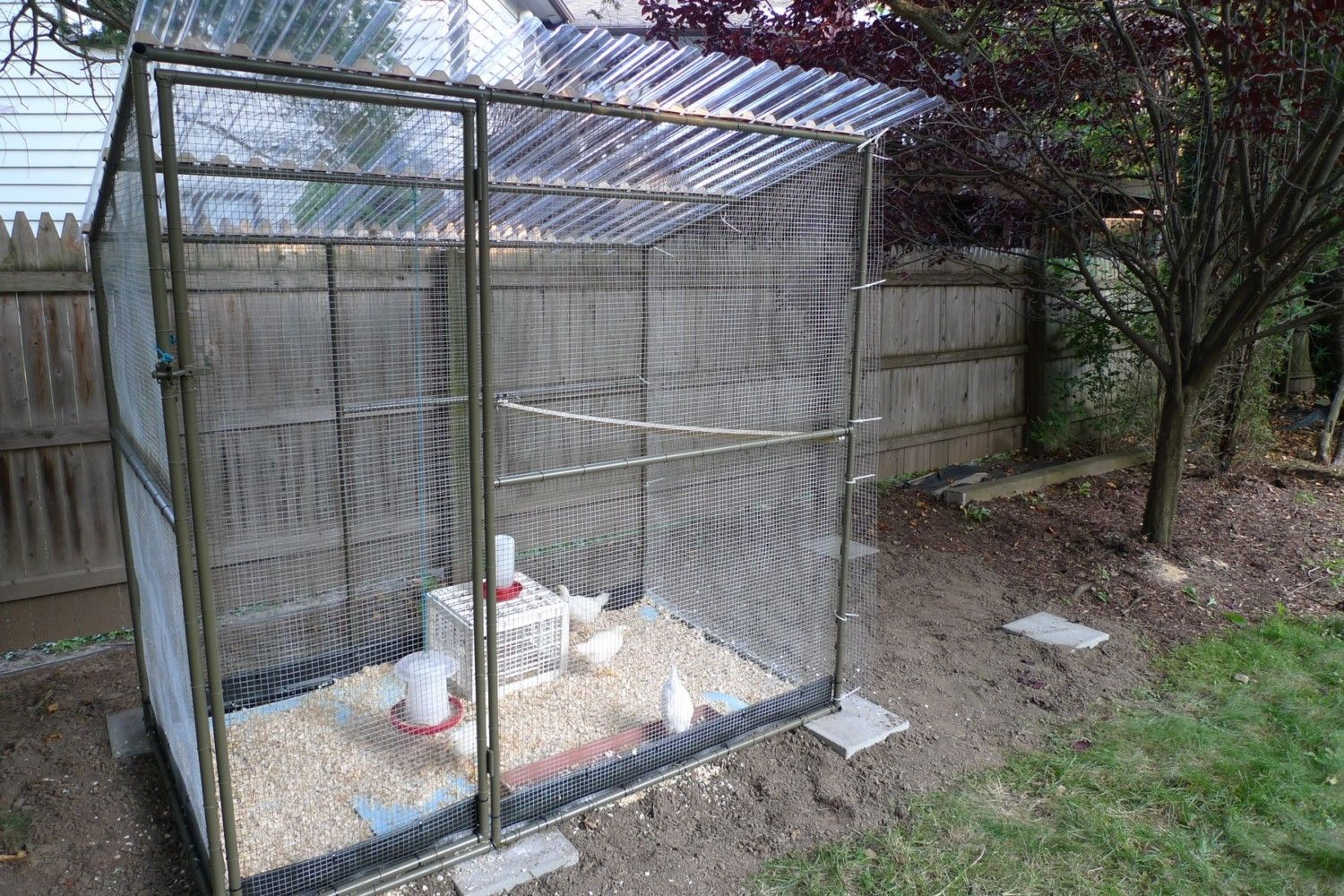 how to clean chook shed mechanically