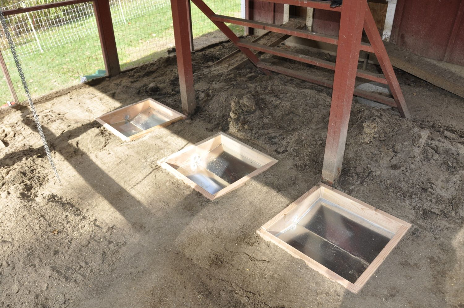 Diy Coop Drainage System For My Waterers Or How To Keep