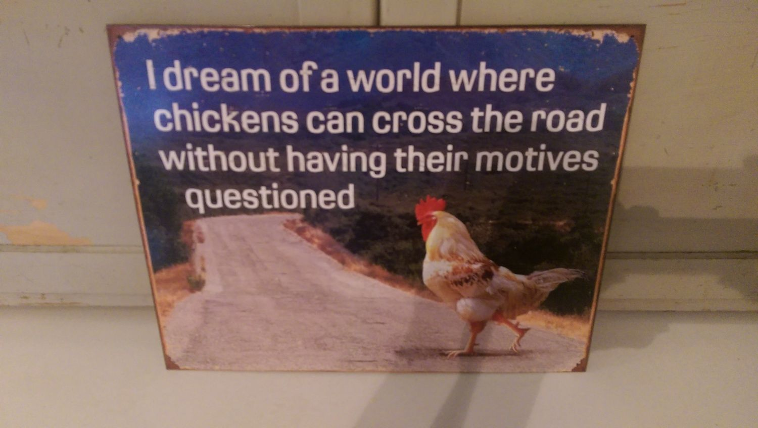 Funny Kfc Signs: Funny Chicken Signs
