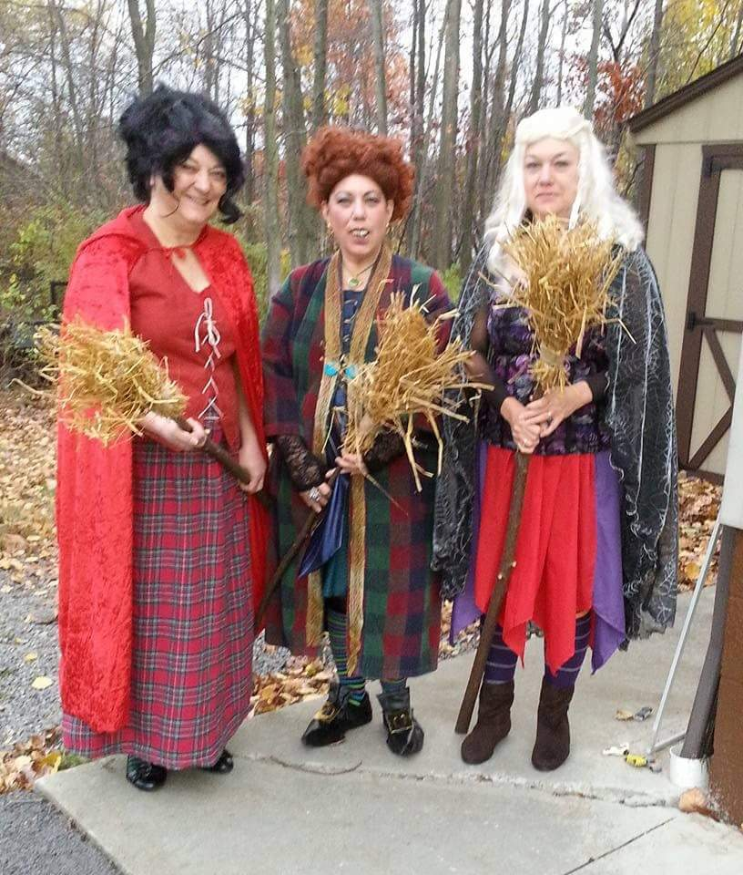 Adult & Kids Costume Contest! Halloween Hatch-a-Long 2016