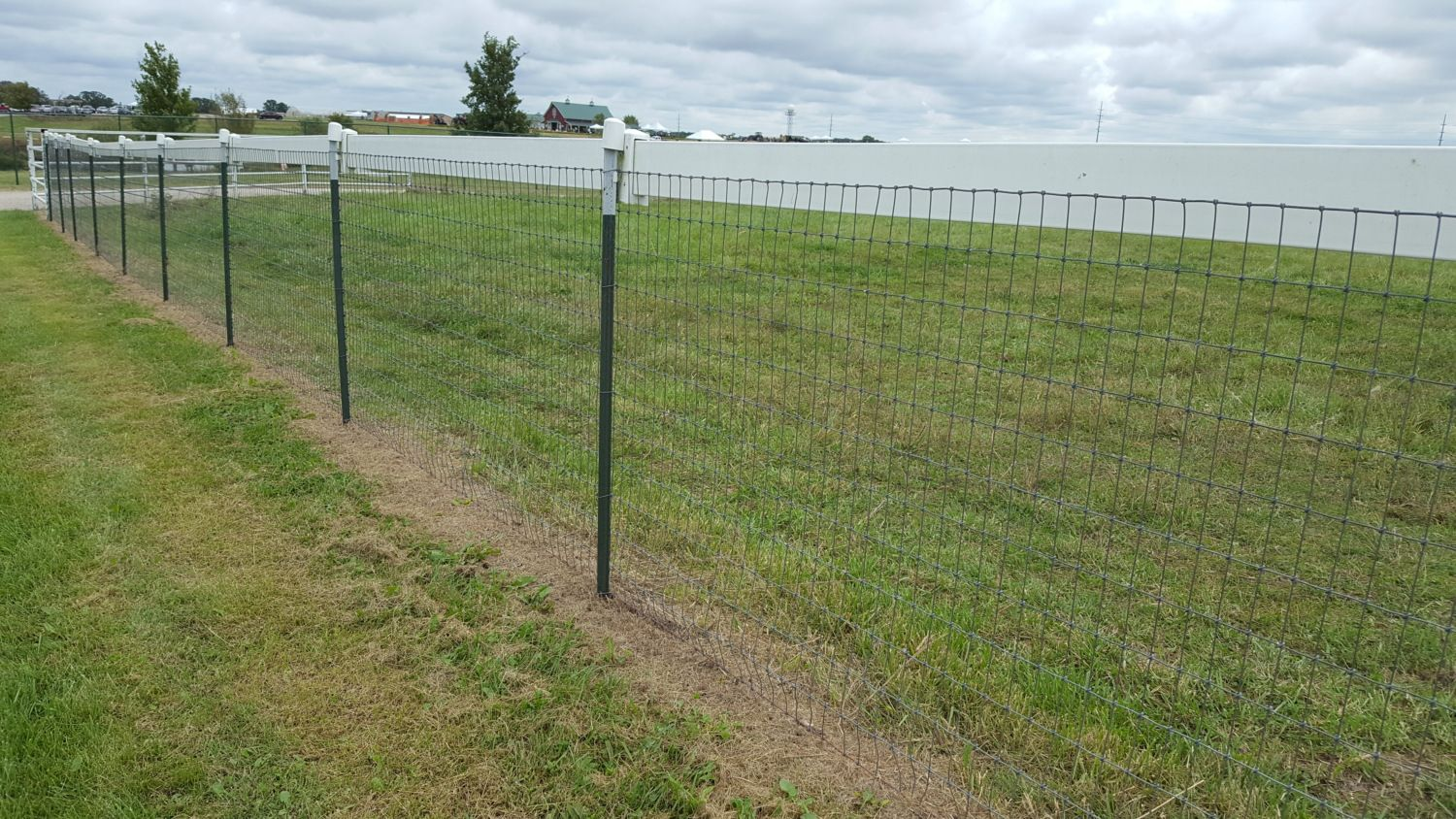 High Tensile Electric Fence | BackYard Chickens