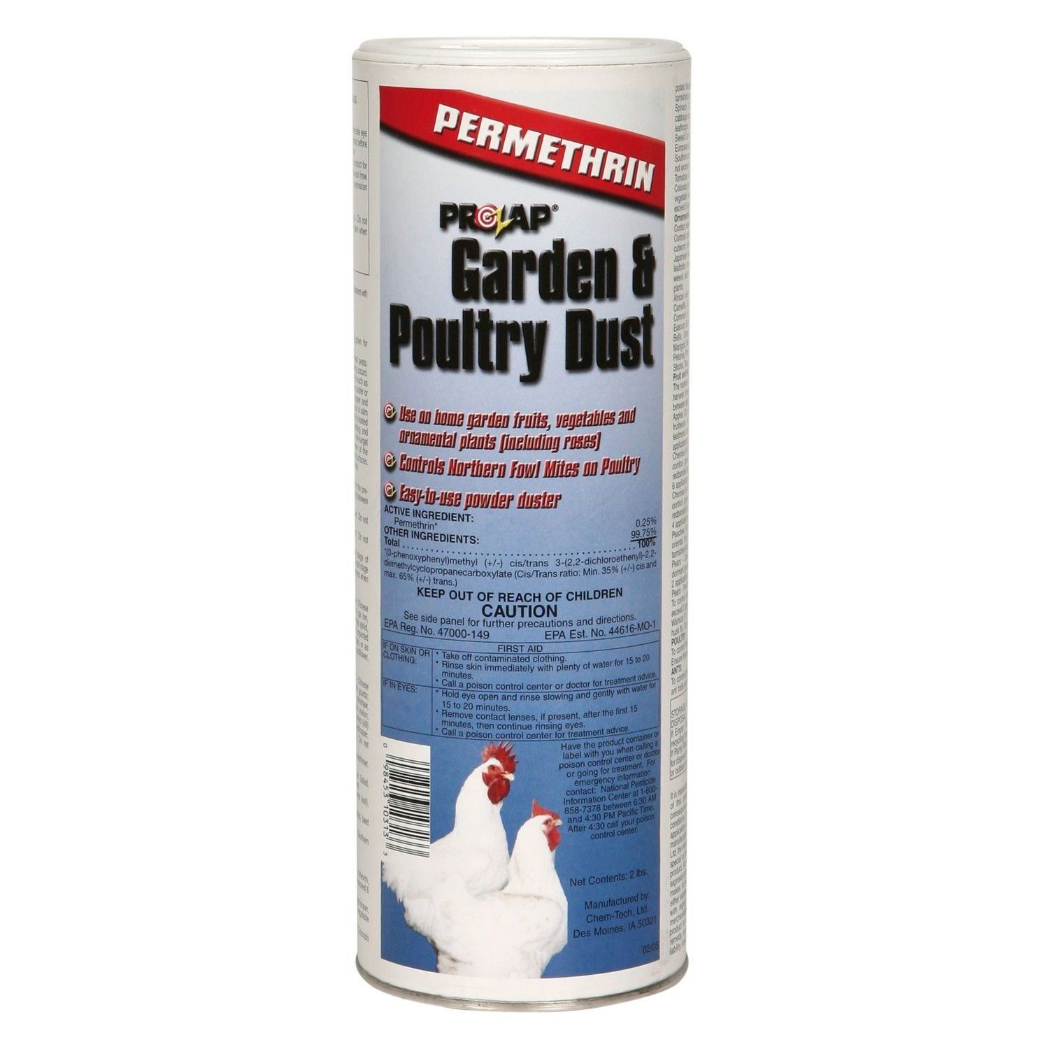 Pesticides Approved for Poultry in the US | BackYard Chickens