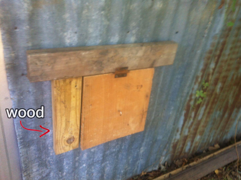 Diy Automatic Chicken Coop Door Opener Easy Video