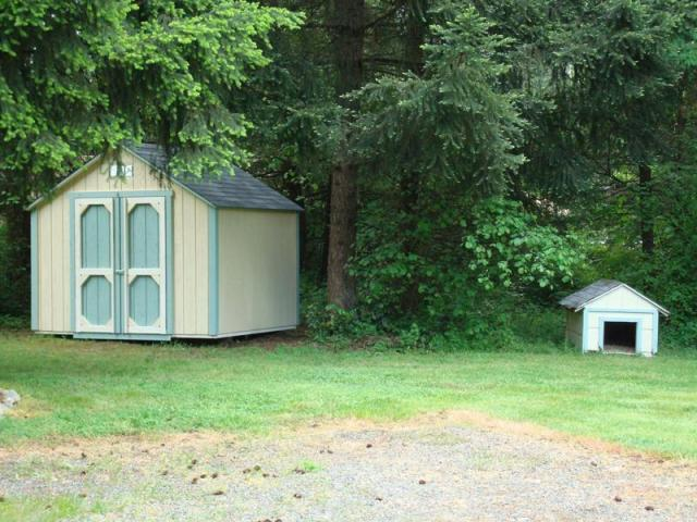 Shed and Dog House
