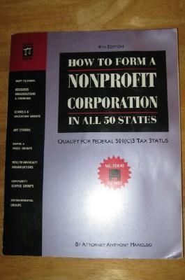 nonprofit book