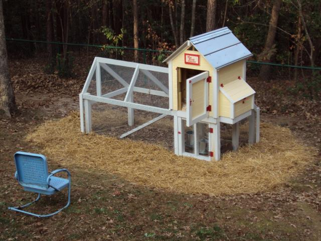 affordable It was made for under $500 not bad for a chicken coop